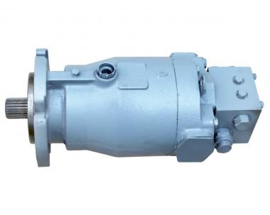 Гидромотор аксиально-поршневой МП-112 (реверсивный, вал 23 шлица)